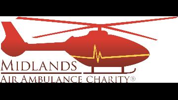 Midlands Air Ambulance Charity logo