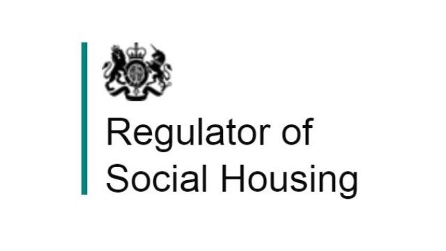Regulator of Social Housing logo